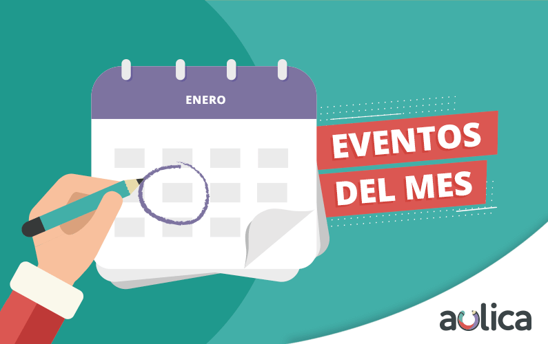 Eventos, Novedades y Contenidos Académicos Recomendados de Enero