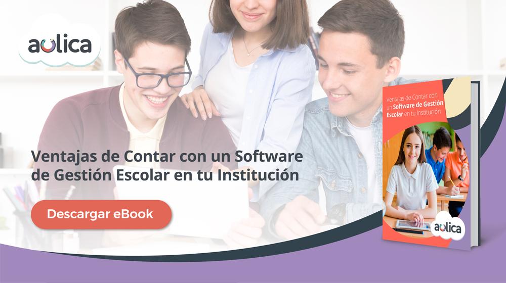 Ventajas de contar con un software de gestión escolar en tu institución