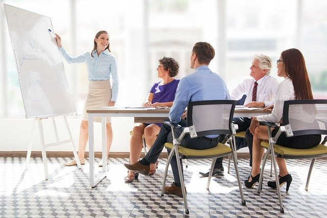 Diseña un plan de capacitación para tu personal.