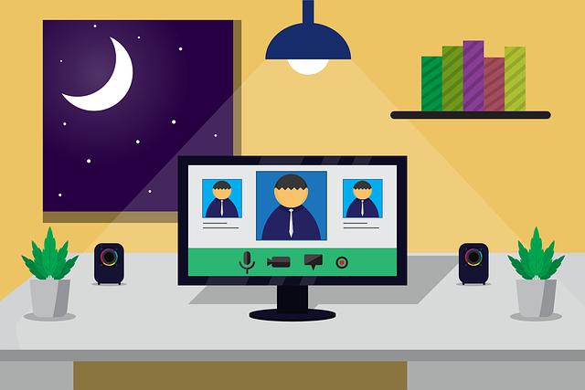 La interfaz amigable de un aula virtual es muchas veces el secreto del éxito de su implementación